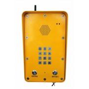矿用扩音IP电话 昆仑矿用扩音电话机 抗噪扩音电话