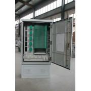 SMC室外落地式交接箱 144芯小区 光交 电信级 空箱
