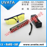 依瓦塔照玉紫光迷你荧光剂检测笔 紫外线验钞手电筒