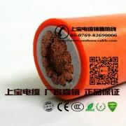 RVV橙色火牛线,电镀电缆,火牛电缆,