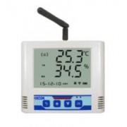 远程温湿度记录仪无线温湿度系统无线温湿度数据采集系统厂家