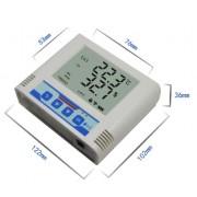 温湿度记录仪温湿度变送器485 型温湿度变送记录仪厂家