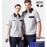 广州厂家工作服定制,夏季款式新颖,价格优惠