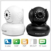 HW0021室内高清无线插卡网络摄像机