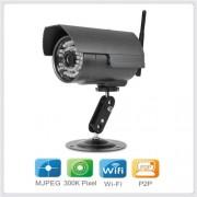 HW0027室外外置插卡防水WIFI高清摄像机