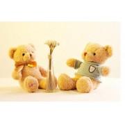 新品多个款式毛衣泰迪熊 创意大号抱抱熊玩偶天使泰迪熊玩偶批发